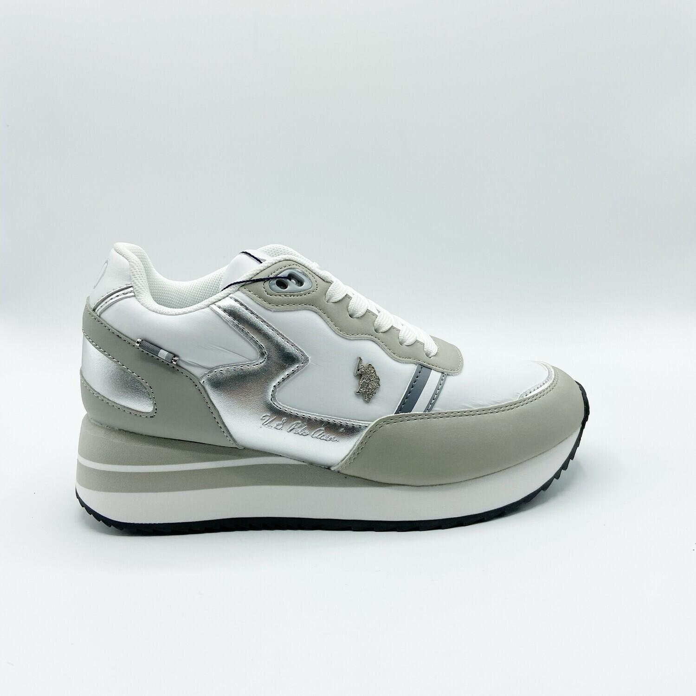 Sneakers U.S. POLO ASSN. art.SYLVI001 colore bianco