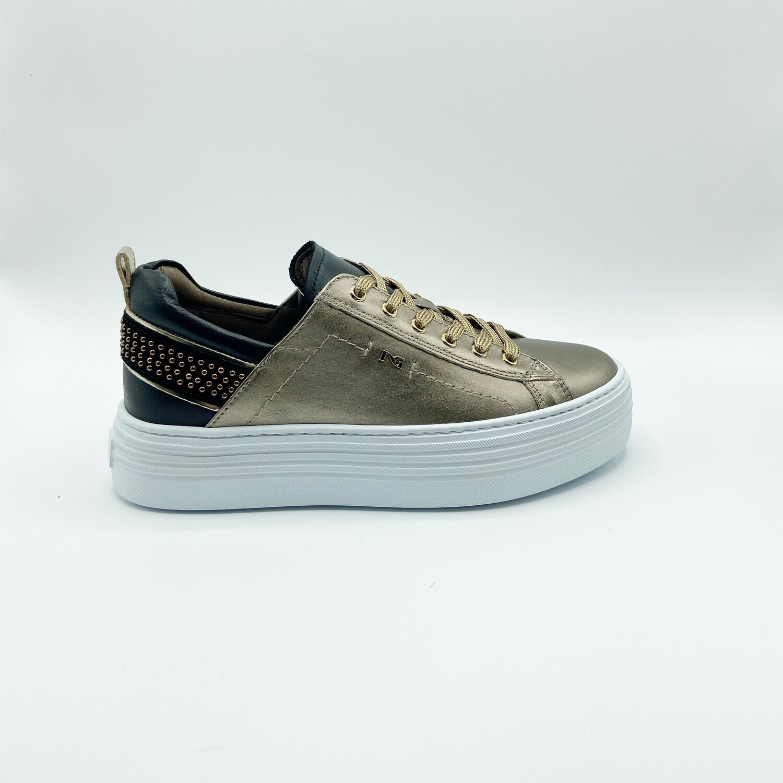 Sneakers Nero Giardini art.I117001D/312 colore bronzo