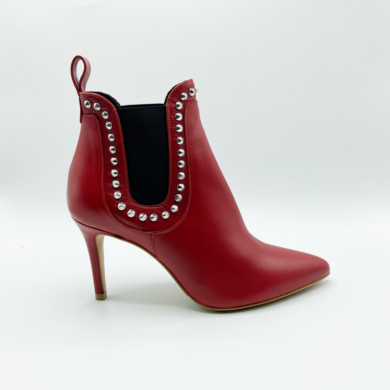 Tronchetto  Albano art.1078A colore rosso