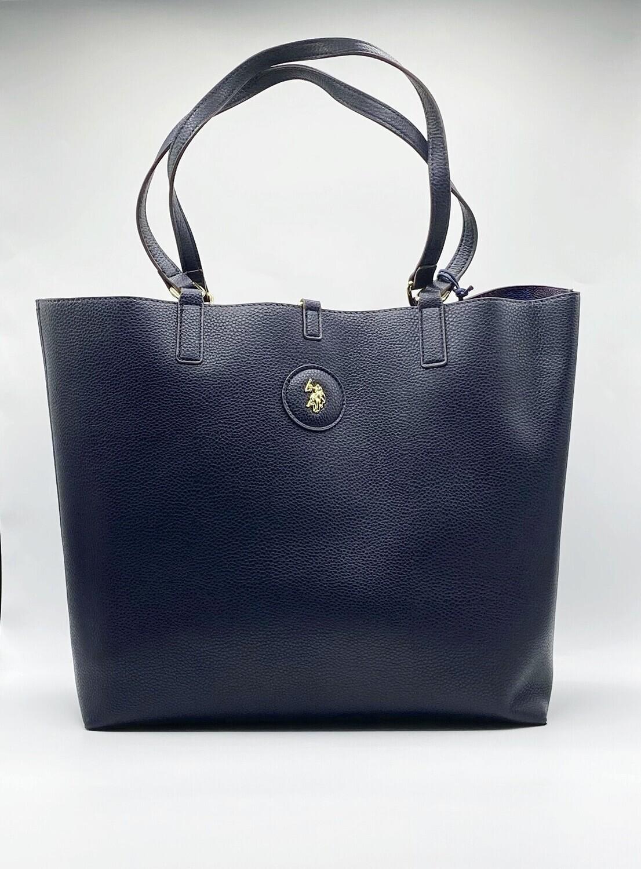 Borsa U.S. POLO ASSN. art.BIUM15319  Rogersville Shopping colore blu