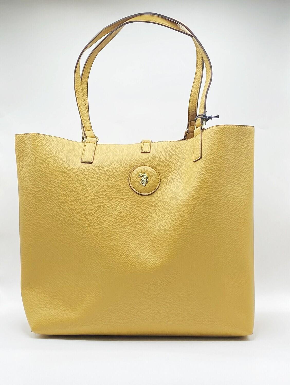 Borsa U.S. POLO ASSN. art.BIUM15319  Rogersville Shopping colore giallo