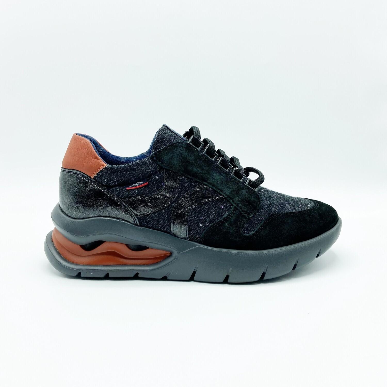 Sneakers Callaghan art.45807 colore nero