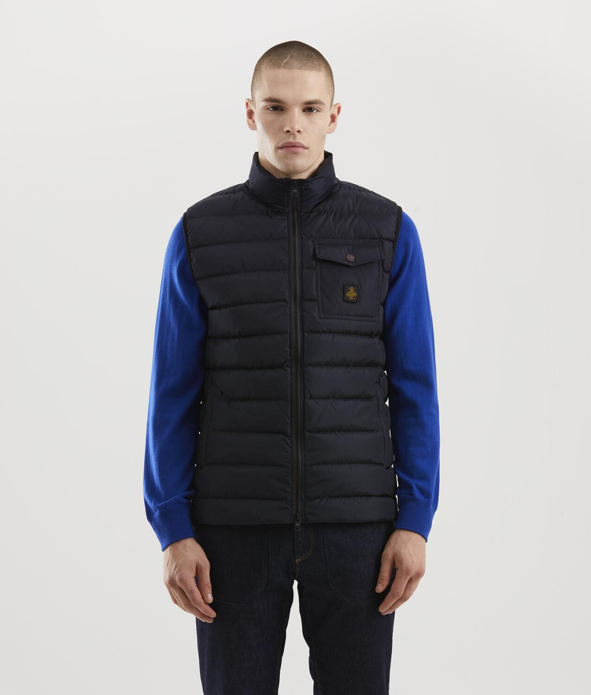 Gilet Refrigiwear art.G02500 NY0185 Winter Vest colore blu scuro