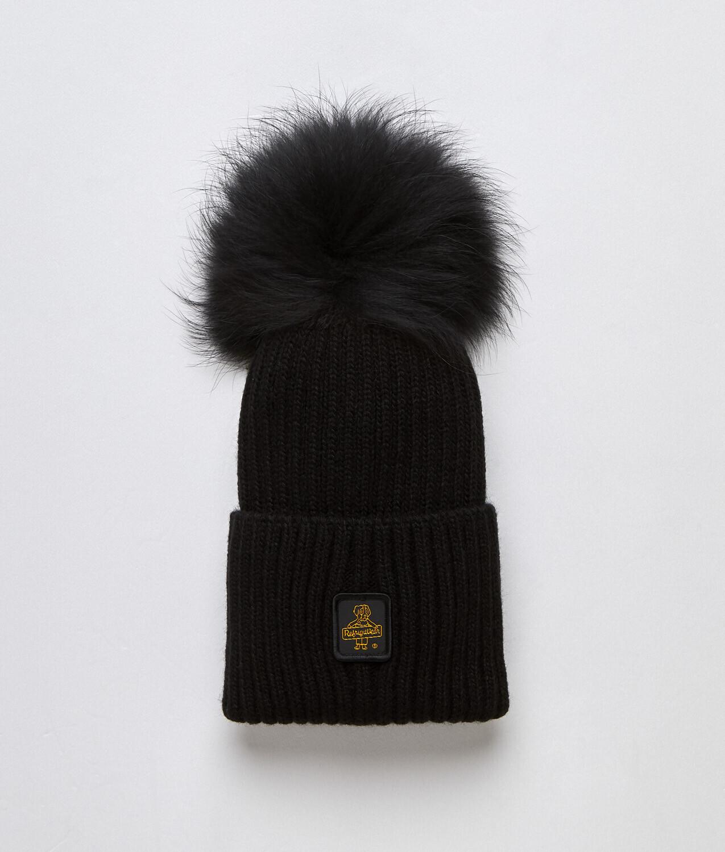 Cappellino Refrigiwear art.B05500 MA9083 Snow Flake Hat colore nero