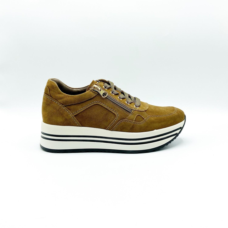 Sneakers Nero Giardini art.I116934D/339 colore malto