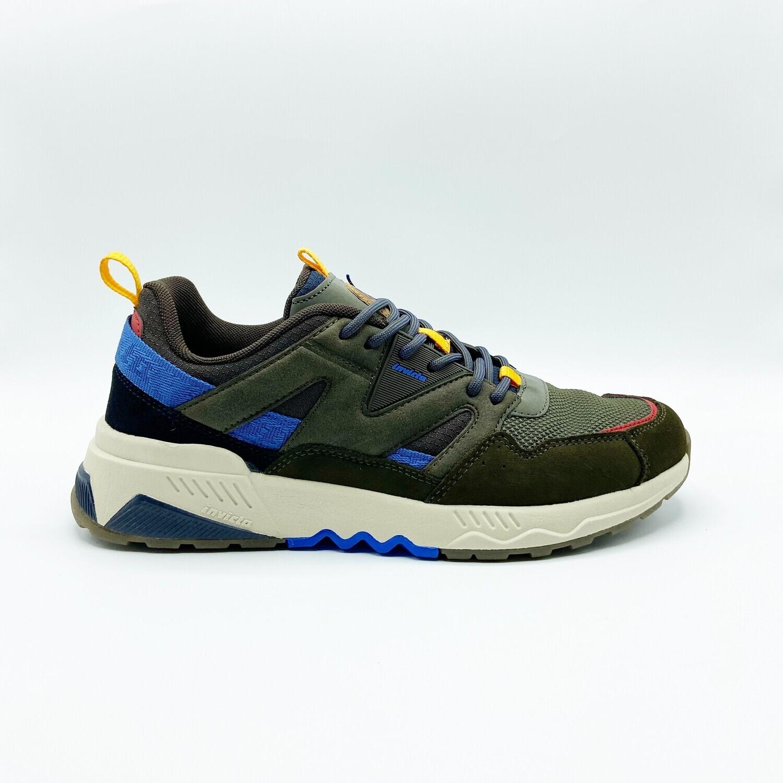 Sneakers Invicta art.Rolle Bianco CM12004A colore military