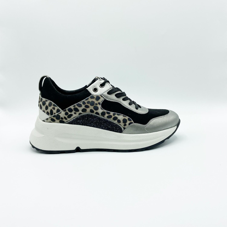 Sneakers Geox art.D16FLB colore beige