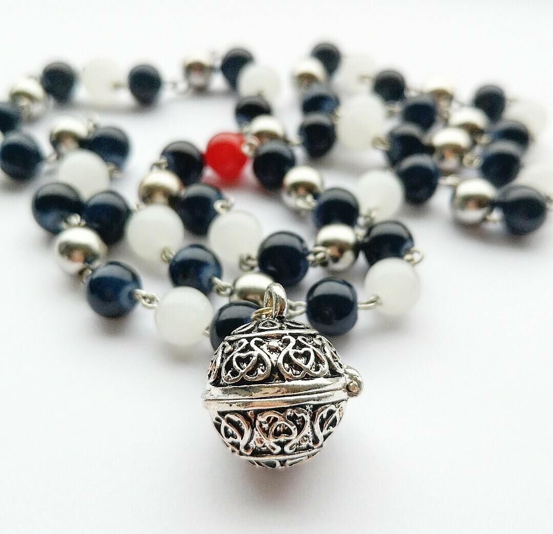 """Necklace """"Marinière"""""""
