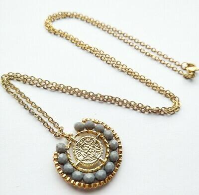 """Necklace """"Byzance"""""""