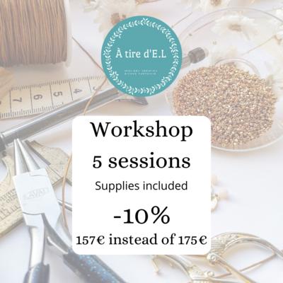 Workshop 5 sessions