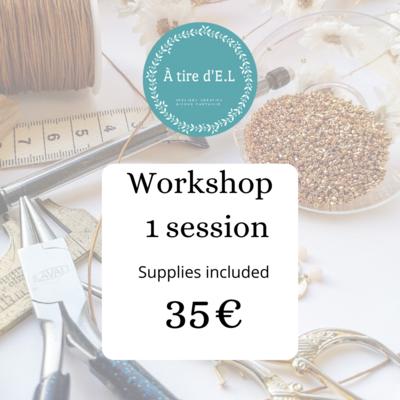 Workshop 1 session