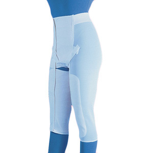 Compression Girdle Full Contact Closure