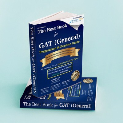 The Best Book of GAT General