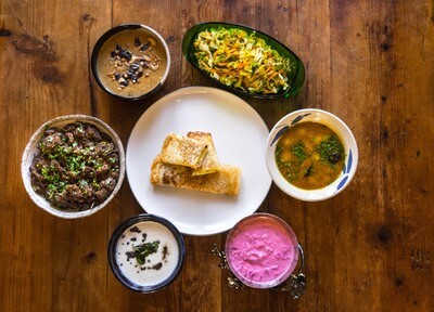 Flavours of Kerala Feast Box - 15 January