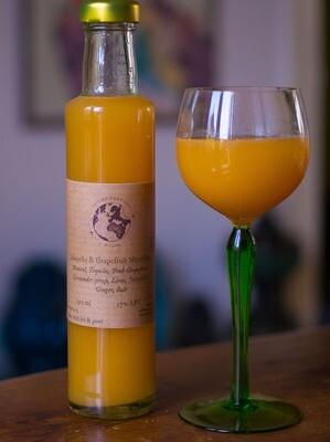 Jalapeño & Grapefruit Mezcalita