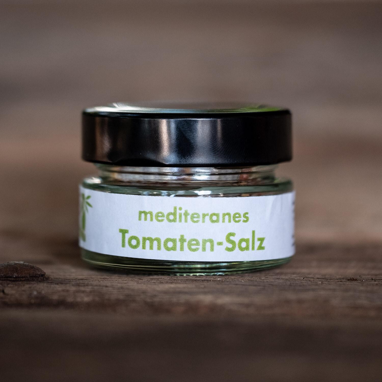 Mediterranes Tomatensalz