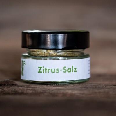 Zitrus Salz