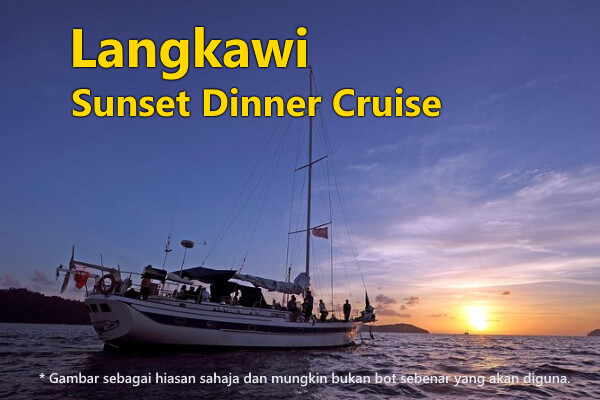 Langkawi Sunset Dinner Cruise