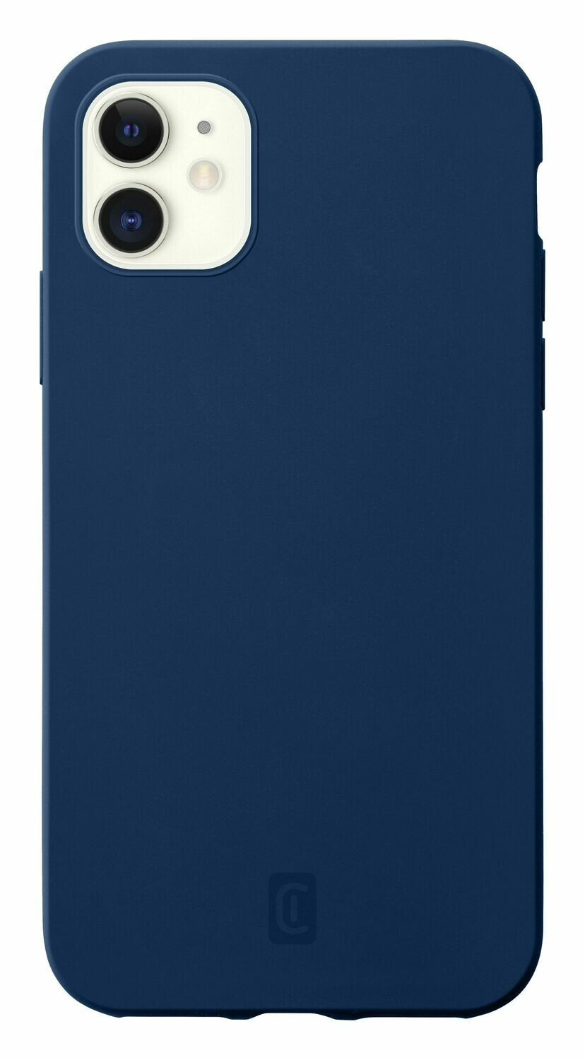 iPhone 12 mini, hoesje Sensation, blauw