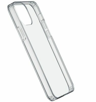 iPhone 12 mini, hoesje clear duo, transparant