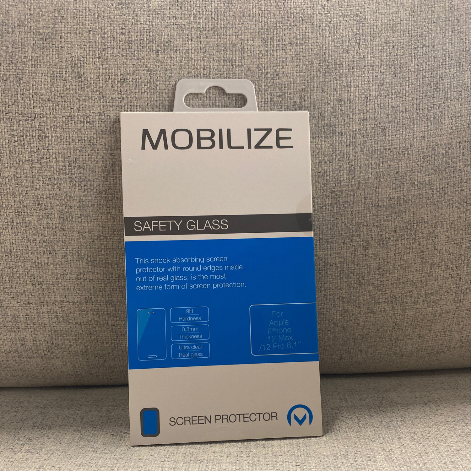 Mobilize Glass SP Apple iPhone 12 Max/12 Pro