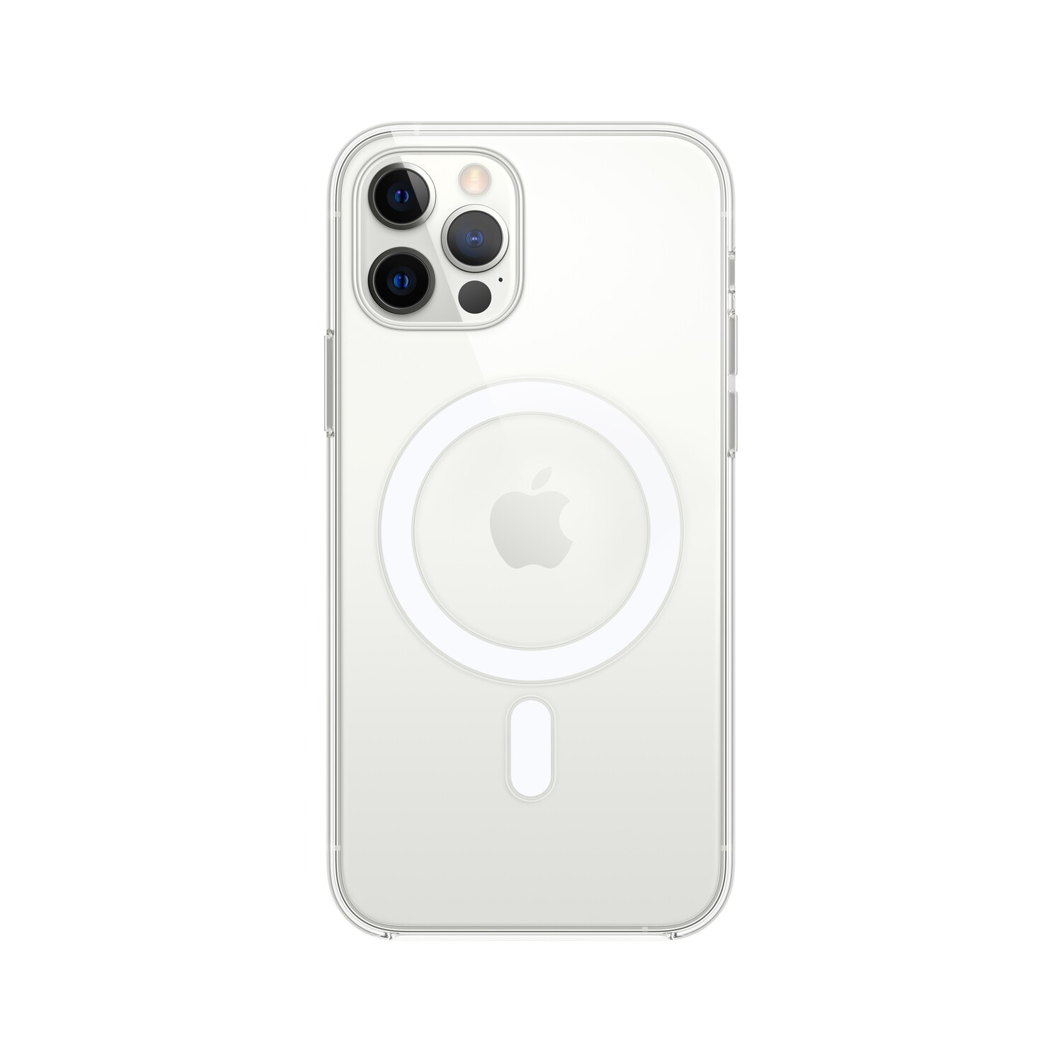 Apple iPhone 12 / 12 Pro Clear Case with MagSafe