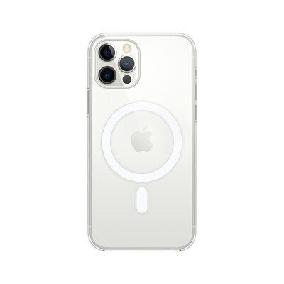 Apple iPhone 12  12 Pro Clear Case with MagSafe