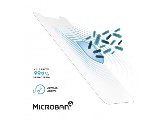iPhone 12/ 12 PRO SP Gehard Glass Antimicorbieel transpar