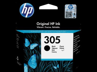 HP 305 originele zwarte cartridge