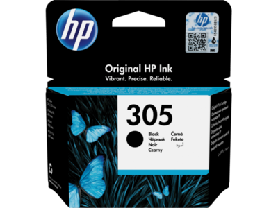 Inkt HP 305  Zwart