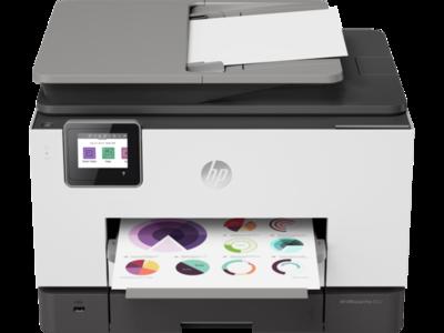 HP OfficeJet Pro 9022 (Grey)