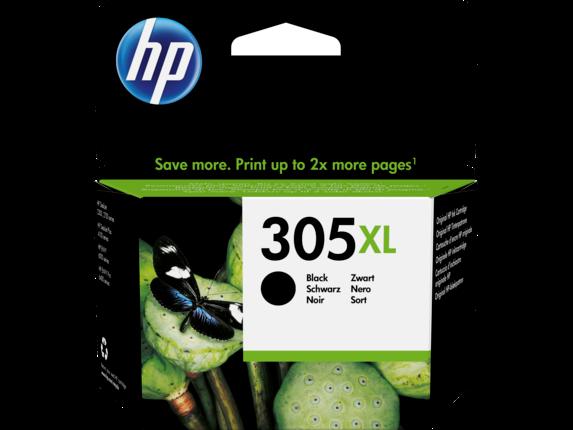 Inkt HP 305XL Zwart