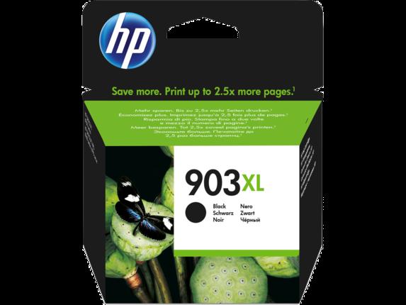 Inktpatroon HP 903XL Black