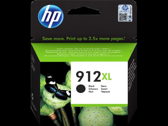 Inkt HP 912XL Zwart
