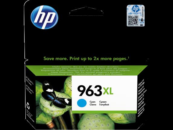 Inkt HP 963XL Cyaan