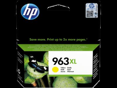Inkt HP 963XL Geel