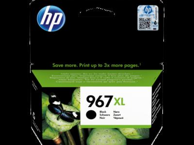 Inkt HP 967XL Zwart