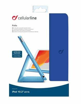 Cellular Line iPad 10,2 (2019-2020) Slim Stand Blue