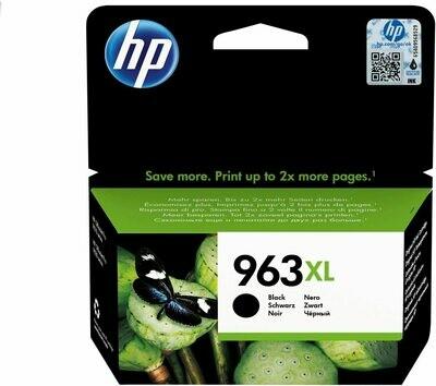 Inkt HP 963XL Zwart