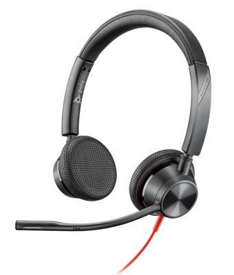 Headset PC Poly Blackwire 3325