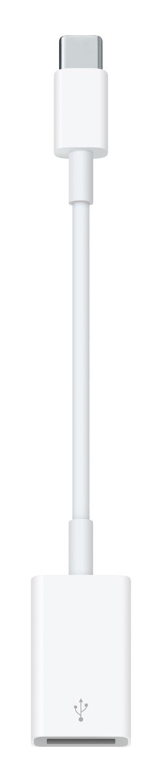 Koppelstuk USB-C (M) - USB A (F) - (Apple Origineel)