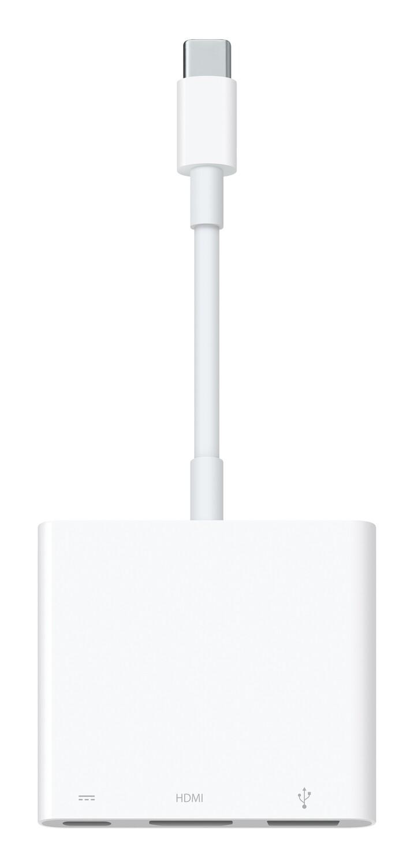 USB-C Digital AV Multiport Adapter 4K