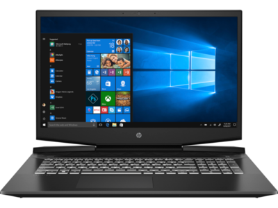 Notebook HP Pavilion Power 17-cd104nb