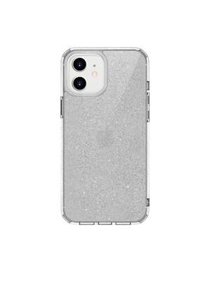 Uniq - iPhone 12/12 Pro Hoesje lifepro transparant