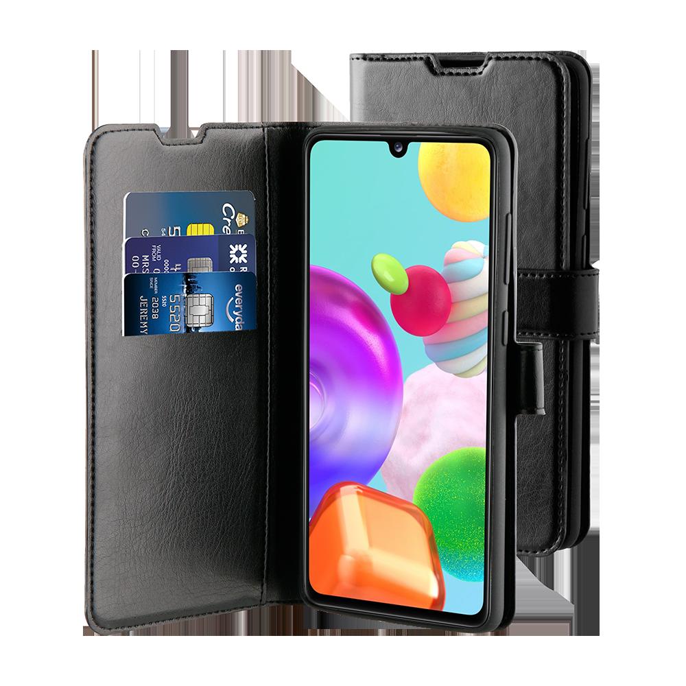 BeHello Samsung Galaxy A41 Hoesje gel wallet