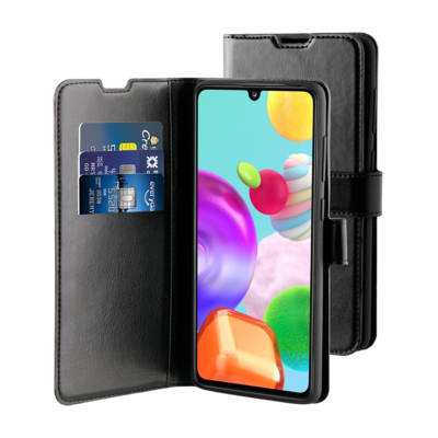 BeHello Samsung Galaxy A41 Hoesje gel wallet