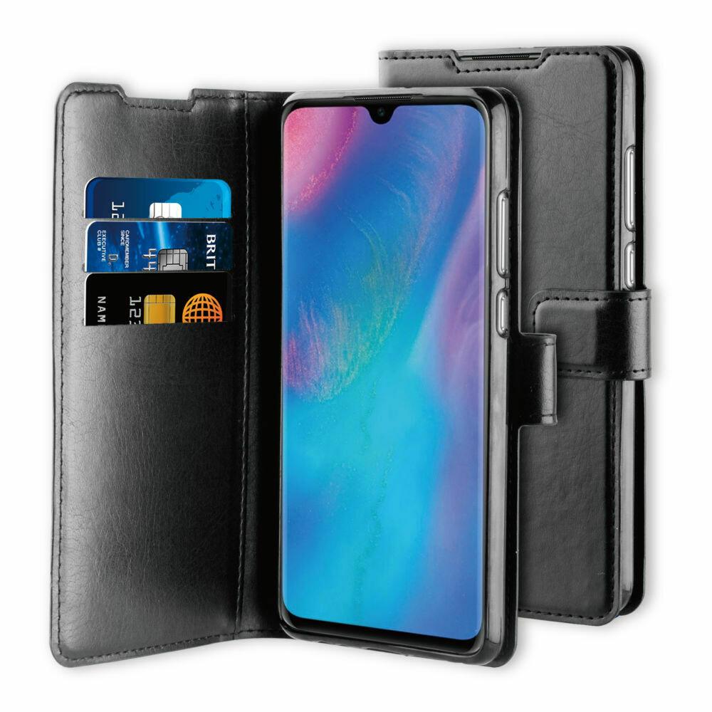 Tas (TEL) Be Hello P30 Gel Wallet Case Black