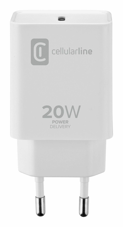 Cellularline - Reislader USB-C 20W