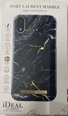 Tas (TEL) iDeal of Sweden iPhone Xr Fashion Back C Port Laur