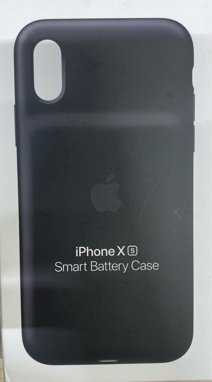 Apple iPhone XS Smart Battery Case Black